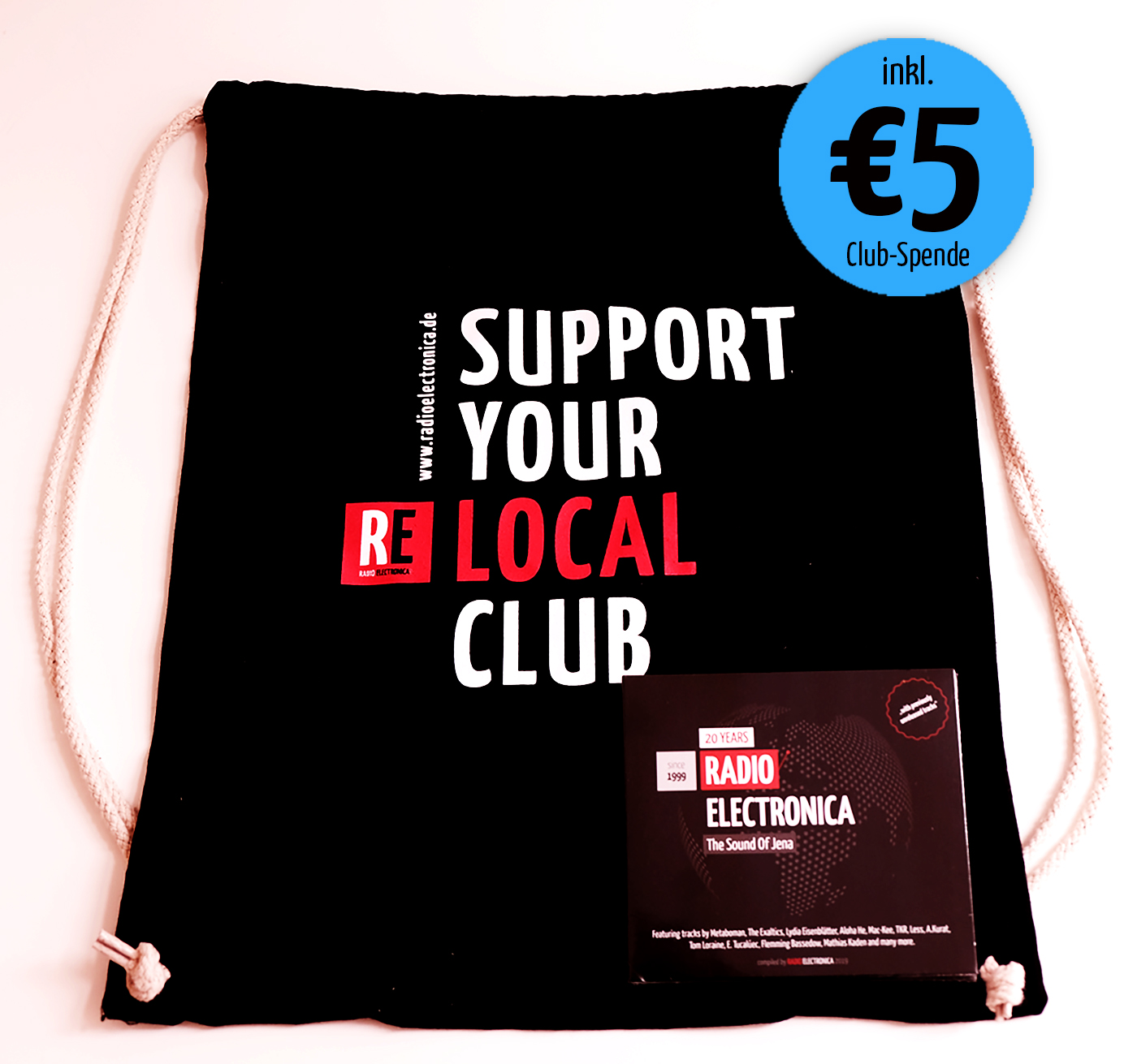 Support Your Local Club - Promo Foto